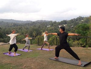 3 Day Relaxing Yoga Retreat in Kandy, Central Province