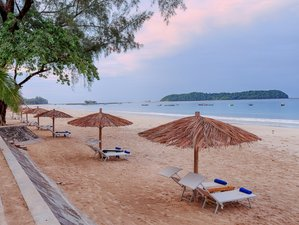 7 Day All Inclusive Yoga Retreat in Ngapali Beach, Myanmar
