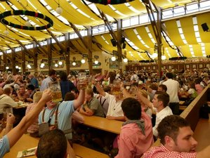 8 Day Memorable Oktoberfest Beer Tour in Munich, Bavaria