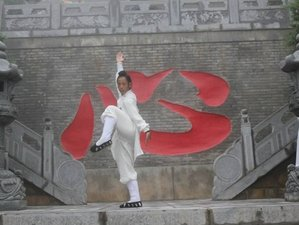 14 Days Wudang Kung Fu Training in Hubei, China