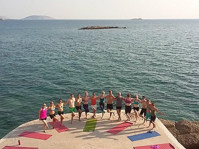 21 Days Yoga Alliance certified Teacher Training in Greece