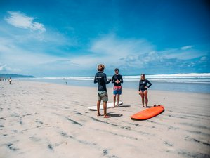 8 Days Exhilarating Co-Working Surf Camp in Puerto Viejo, Talamanca, Costa Rica