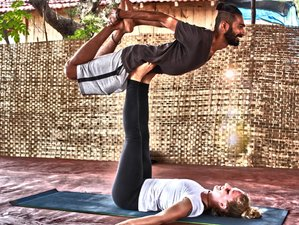 10 Days Yoga and Meditation Retreat with Sam and Manav in Goa, India