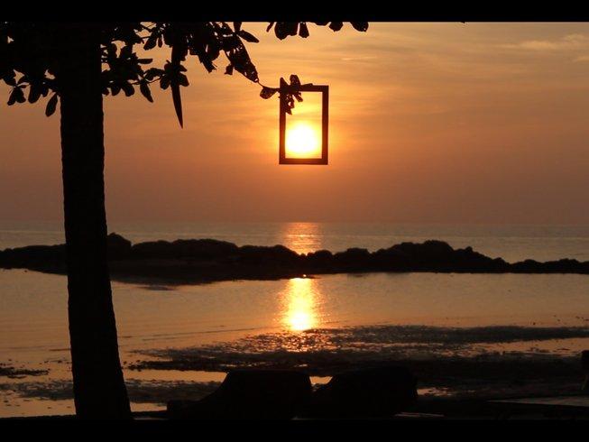 12 Days Awakening Detox and Yoga Retreat in Surat Thani, Thailand