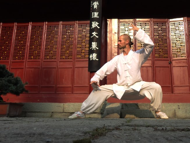 1 Month Kung Fu Training in Hubei, China