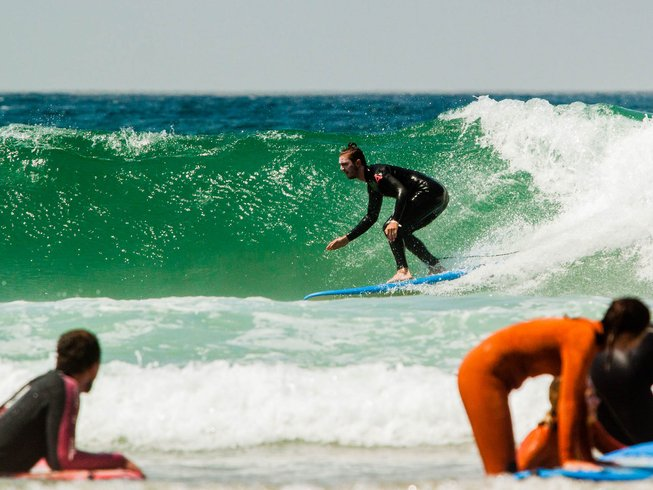 8 Days Ericeira Surf Camp Portugal