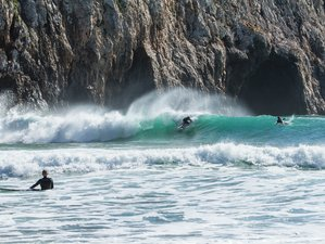 8 Days Unique Surf Guiding in Southern Portugal