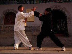 8 Months Intensive Kung Fu Training in Shandong Province, China