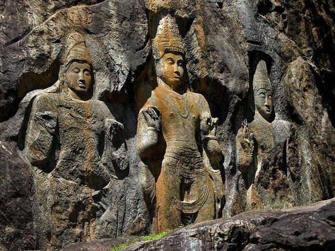 9 Tage Kultur, Natur und Yoga Urlaub in Pidurangala, Sri Lanka