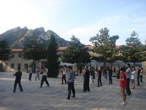 5 Years Tai Chi, Wing Chun & Kung Fu Vacation in China
