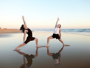7 Days Ashtanga and Rocket Yoga Retreat in El Palmar, Spain