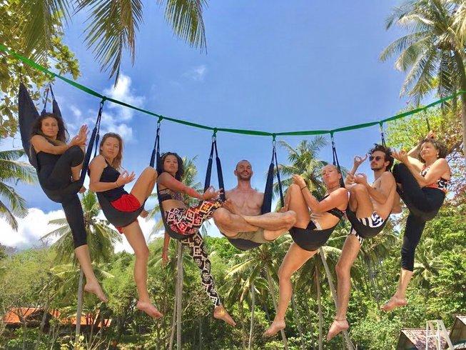 28 Day 200hr Mix Yoga TTC in Koh Phangan, Thailand