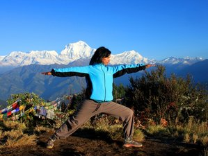12 Day Majestic Tour and Yoga Holiday Nepal