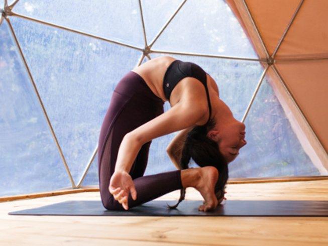 8 jours en retraite de méditation et de yoga, Canada