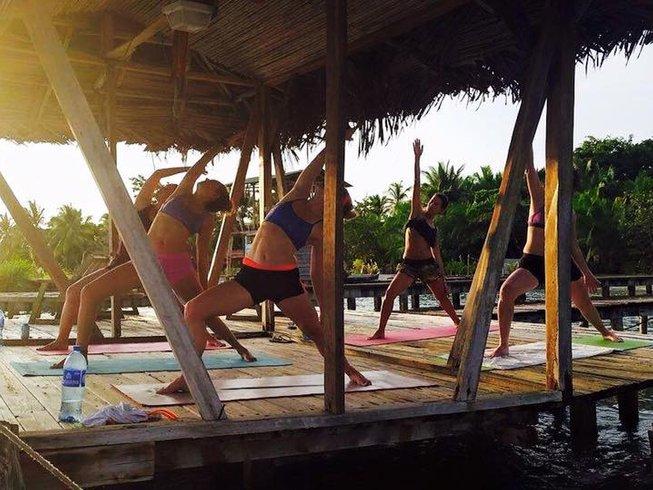 8 Days Thanksgiving Week Hot Yoga Retreat in Panama