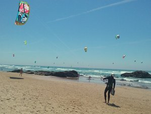 7 Days Exhilarating Kitesurfing Camp in Cascais, Portugal