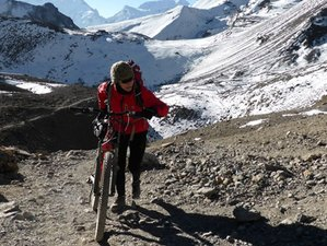 14 Day Annapurna Circuit Cycling Holiday in Nepal