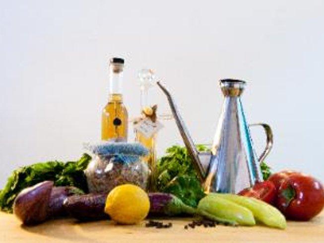 Week of Exclusive Greek Cooking Vacation in Greece