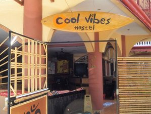 Cool Vibes Hostel in Playa Dominical, Costa Rica