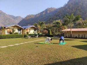 3 Day Yoga Holidays in Rishikesh