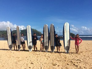 5 Days Majestic Philippines Surf Camp and Tour