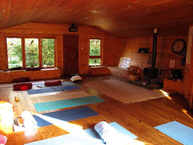 7 Days Yoga and Therapy Retreat in Ireland