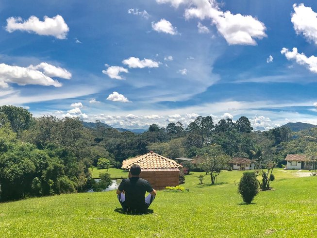 28 Days Guided Silent Meditation and Yoga Mountain Retreat in Colombia
