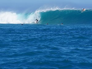 5 Days Challenging Fiji Surf Camp