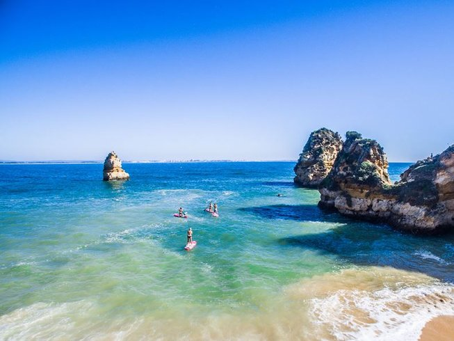 8 Days Never Winter Surf Camp in Sargacal, Lagos, Portugal