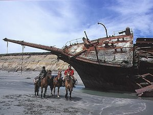 12 Days Horse Riding Tour in the Magical Atlantic Coast of Tierra Del Fuego, Argentina