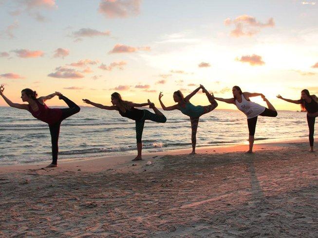 6 días retiro de yoga y meditación en Kep, Camboya