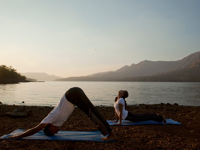 3-Daagse Ontstress Yoga Retraite in India