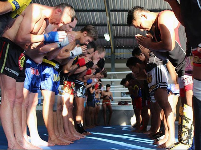 2 Weeks First Rate Muay Thai Training in Thailand