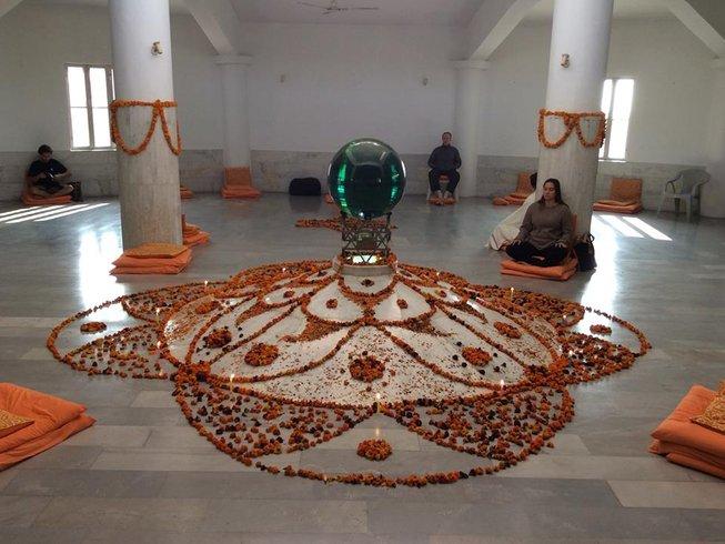 9 Days Sound Yoga Retreat in India
