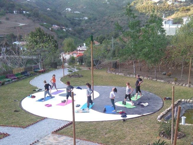 6 Days Awakening Your Chakras Yoga Retreat in Spain