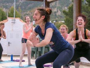 4 días de refrescante retiro de yoga en Alicante, España