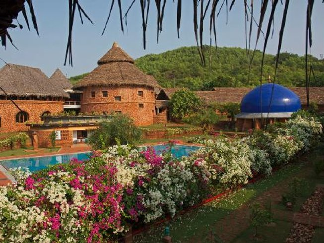 11 días retiro de yoga y meditación en Gokarna, India