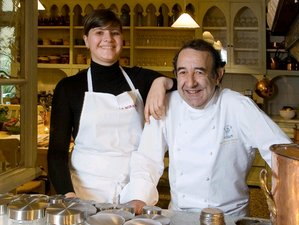 4 Days Chef Experience at La Mirande, France