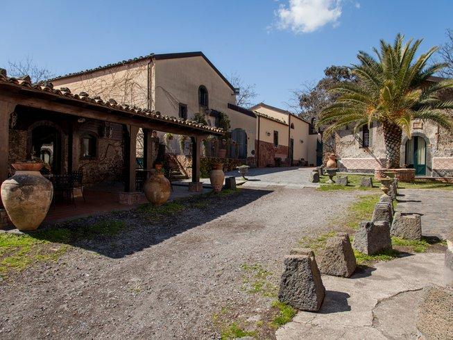 8 Tage Essen, Meditation und Yoga Retreat auf Sizilien, Italien