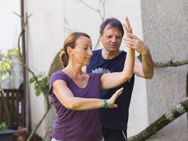 3 jours en stage de yoga pour être jeune à 50 ans à Loenen, Pays-Bas