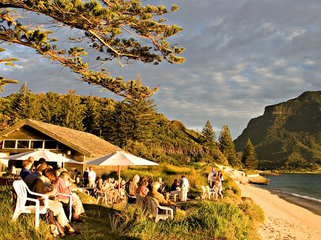 5 Days Wellness & Yoga Holiday in Lord Howe Island