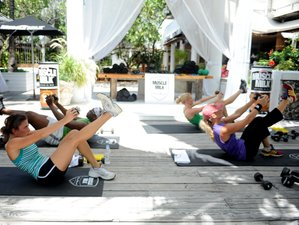 6-Daagse Fitness Kickstart Yoga Retraite in Bali