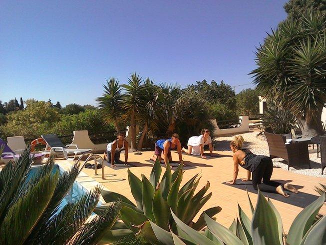 8 Days Surf and Yoga Holiday in Praia da Luz, Portugal