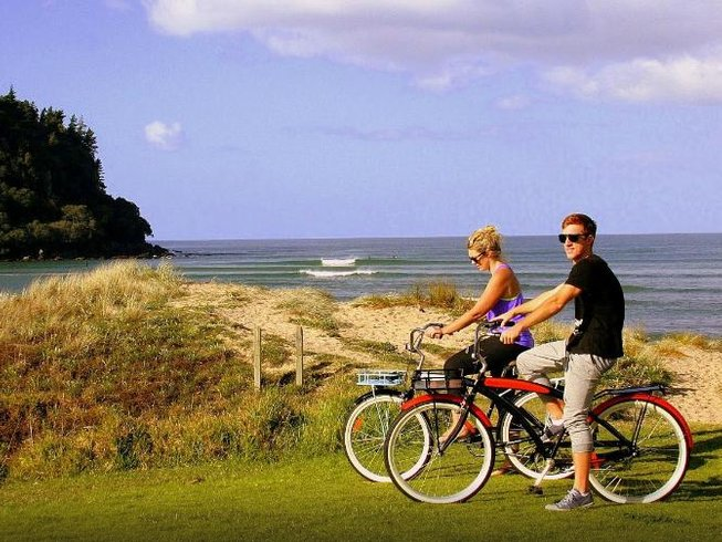 4 Days Surfing New Zealand