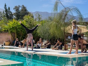 5 Days World Class Yoga, Fitness Classes, and Bespoke Meals Wellness Holiday in Ouirgane, Morocco