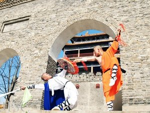 1 Month All-Inclusive Taiji & Kung Fu Training in China