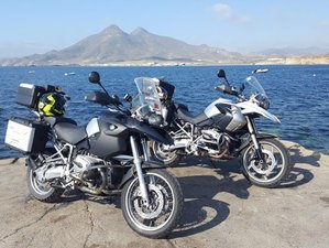 4 Days Guided Motorcycle Tour in Andalusia, Spain