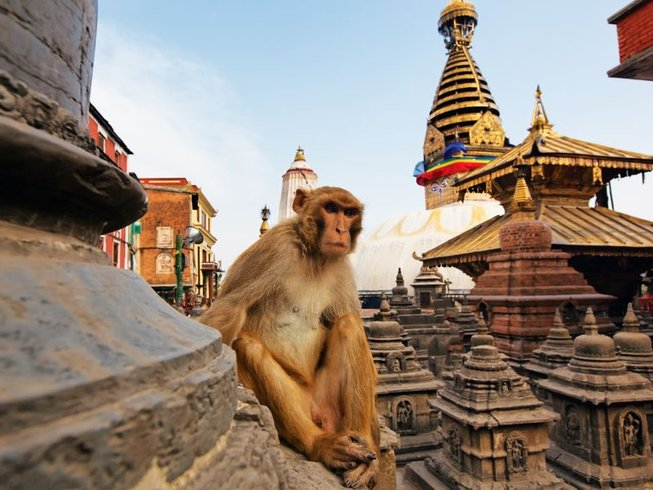 21 Days Sacred Journey to India and Nepal