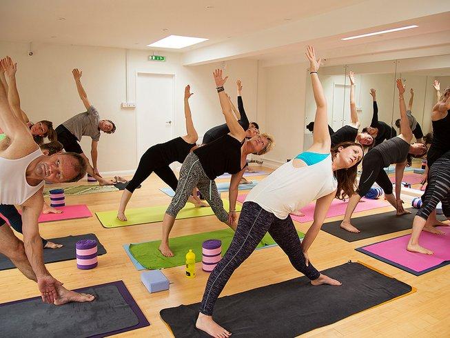 3 días retiro de Hatha yoga en el Reino Unido