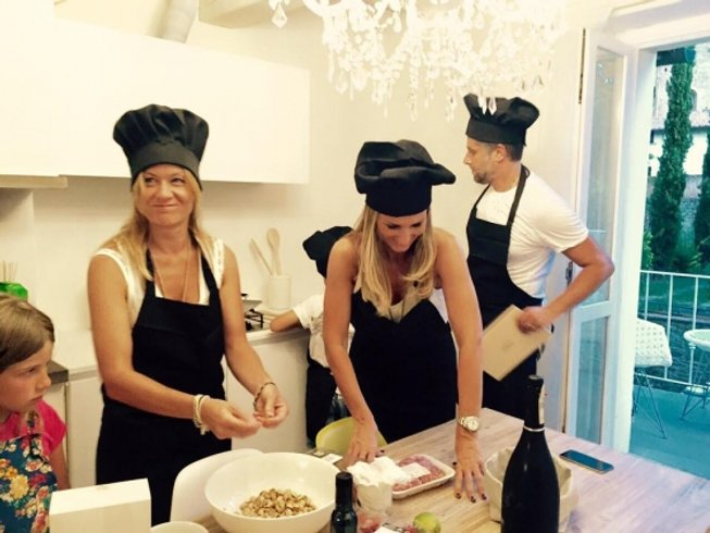 3 Days Casamia Suite Weekend Cooking Holidays in Italy